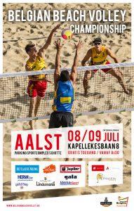BK Beach Aalst affiche